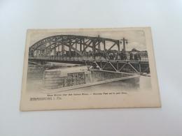 BV - 2200 - STRASBOURG - Nouveau Pont Sur Le Rhin - Strasbourg