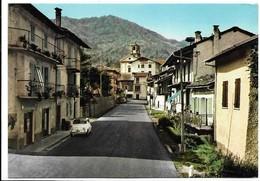 Monterosso (Cuneo). Centro - Auto, Car, Voitures. - Cuneo