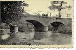 PéTIGNY   Le Pont. C Photo. - Florennes