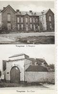 TONGRINNE   L' Hospice Et La Cure. - Sombreffe