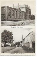 TONGRINNE   Les écoles Et Rue Des écoles. - Sombreffe