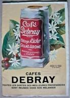 Catalogue Cafés DEBRAY Clichy épicerie Conserve Banania Pate Lazzaroni Parfumerie Cirage Ancienne Voiture Livraison 1931 - Alimentaire