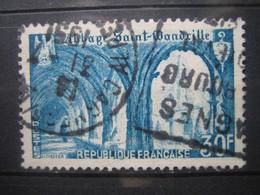 FRANCE    N° 888 - OBLITERATION RONDE - France