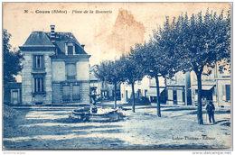 69 COURS - Place De La Bouverie. - France