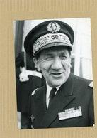 Photo Originale , L'amiral  SANGUINETTI  Serait Limogé - Guerre, Militaire