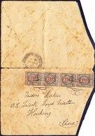 CROATIA - ITALIA - DALMACIJA SILBA To CHINA  HON KONG - S.S. TRIESTE LOYD TRIESTINO  - 12. 2. 1923. -  RARE Destination - Dalmatia