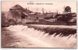 89 FLOGNY - Cascade Sur L'armancon - Flogny La Chapelle