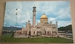 MASJD OMAR ALI SAIFUDDIN BRUNE MODERN MOSQUE  (539) - Brunei