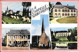 La Chapelle Saint Rémy - Multivues Parfait état - Autres Communes