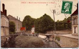 28 DREUX - Moulin Des Promenades Et La Blaise - Dreux