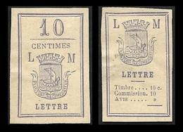 OFFICE LORIN MAURY - La Paire ( Timbre-poste Et Timbre-taxe) - Autres