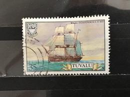 Tuvalu - Zeilschepen (35) 1981 - Tuvalu