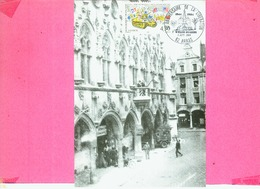 CARTE MAXIMUM.  ARRAS.  50 Eme  ANNIVERSAIRE  DE  LA  LIBERATION. 1 Er SEPTEMBRE  1994 - Maximum Cards