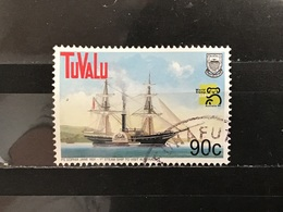 Tuvalu - Zeilboten (90) 1999 - Tuvalu