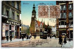 POLOGNE - WROCLAW - BRESLAU - Blick Auf Den Ring - Pologne