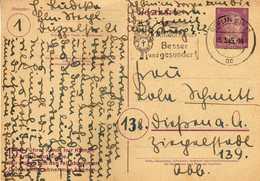 Germany > [3] Empire > Stamped Stationery - Berlin 03.03.1945 - Interi Postali