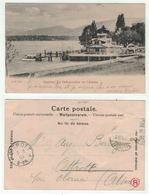 Suisse // Schweiz // Genève // Genève, Le Débarcadère De L'Ariana - GE Geneva