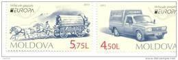 2013. Moldova, Europa 2013, Set, Mint/** - 2013