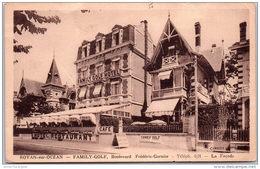 17 ROYAN -- Le Family Golf Sur Le Bld Garnier - Royan