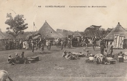 GUINEE Française - Caravansérail De Morikéniéba - Französisch-Guinea
