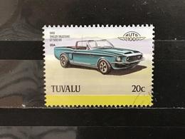 Tuvalu - Auto's (20) 1987 - Tuvalu