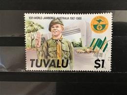 Tuvalu - Scouting (1) 1987 - Tuvalu