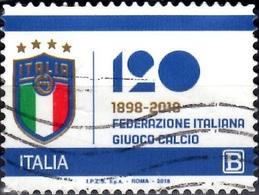 Italia 2018 FIGC - 6. 1946-.. Republik