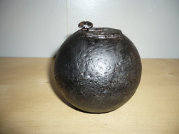 "N° 15 Mk 1 ""Cricket Ball"" - 1914-18"