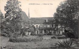 Conches (27) - L'Hôtel De Ville - France