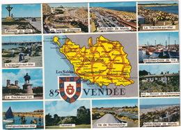 Vendee - Passage Du Gois, Sables D'Olonne, Roche Sur Yon, Talmont, L'Aiguillon Sur Mer Etc.) - 85 - Zonder Classificatie