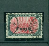 Danzig, Auf Darstellungen, Nr. 15, Geprüft BPP - Danzig