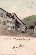 Waldenburg - Adelberg - BL Bâle-Campagne