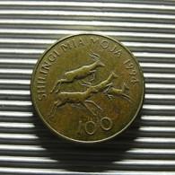 Tanzania 100 Shilingi 1994 - Tanzanía