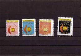 Iraq Kurdistan Region Opening Of TV Channel 4 Stamps, Complete Set- Scarce-MNH- SKRILL PAYMENT ONLY - Iraq