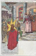 68  LOT 3 , Illustrateur Kaufmann De 5 Belles Cartes , Années 1900 , état Extra - Cartes Postales