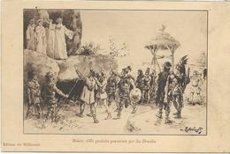 68  LOT 4, Illustrateur Kaufmann De 8 Belles Cartes , Années 1900 , état Extra - Cartes Postales