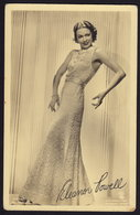 ELEANOR POWELL - MOVIE FILM - OLD POSTCARD  (see Sales Conditions) - Acteurs