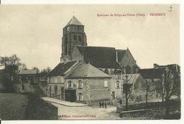 60 - ENV. CREPY EN VALOIS / FEIGNEUX - Crepy En Valois