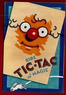 CP Rire Et Magie Tic Tac Le Clown Magique Illustrateur Kako Spectacle M. Pety / Kervescontou Plougasnou - Cirque