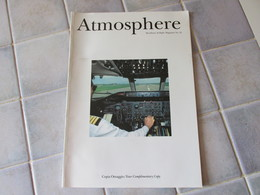 Atmosphere Meridiana In Flight Magazine N° 25 1996 - Transports