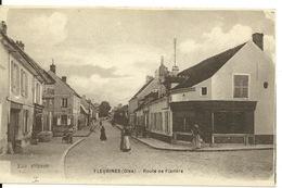 60 - FLEURINES / ROUTE DE FLANDRE - Autres Communes