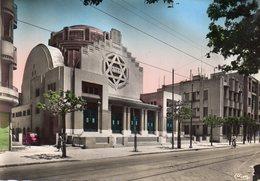 Tunis - La Synagogue - Avenue De Paris - Tunesië