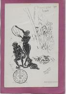MOUSSOU AU BAIN    Robert Birke  ( Cachet Trésor Et Poste  ) - Ilustradores & Fotógrafos