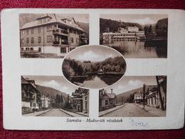 ROMANIA - BAILE SOVATA / HUNGARY - SZOVÁTA - MEDVE TÓ / 1943 - Romania
