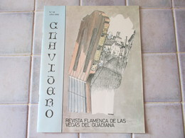 Revue Flamenco Clavijero N° 10 1991 - Linares Capital Del Flamenco - Books, Magazines, Comics