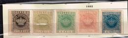 Lot Inde Portugaise à Identifier - Stamps