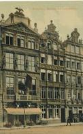 CPA - Belgique - Brussels - Bruxelles - Maisons Des Corporations - Monuments, édifices