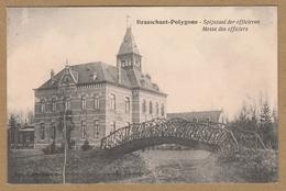 Brasschaat  Brasschaet -Polygone - Spijszaal Der Officieren  Messe Des Officiers (1922). Gelopen Kaart - Brasschaat