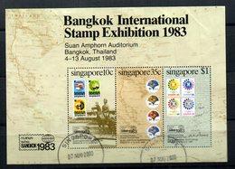 Hb-13 Used Singapore - Singapur (1959-...)