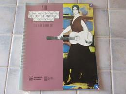 Concvrso Nacional De Arte Flamenco Cordoba 1992 - Ontwikkeling